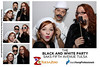 Saks Black and White Party 2014 :